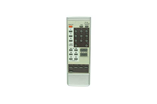 HCDZ Replacement Remote Control for Sony CDP-CX355 CDP-CX4 CDP-CX445...