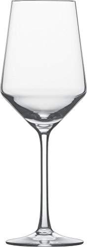 Schott Zwiesel Sauvignon Blanc Pure 0 0,2 L /-/ CE Weißweinglas, Bleifreies Kristallglas, transparent, 8.4 cm, 6-Einheiten