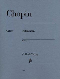 POLONAISEN - arrangiert für Klavier [Noten / Sheetmusic] Komponist: CHOPIN FREDERIC
