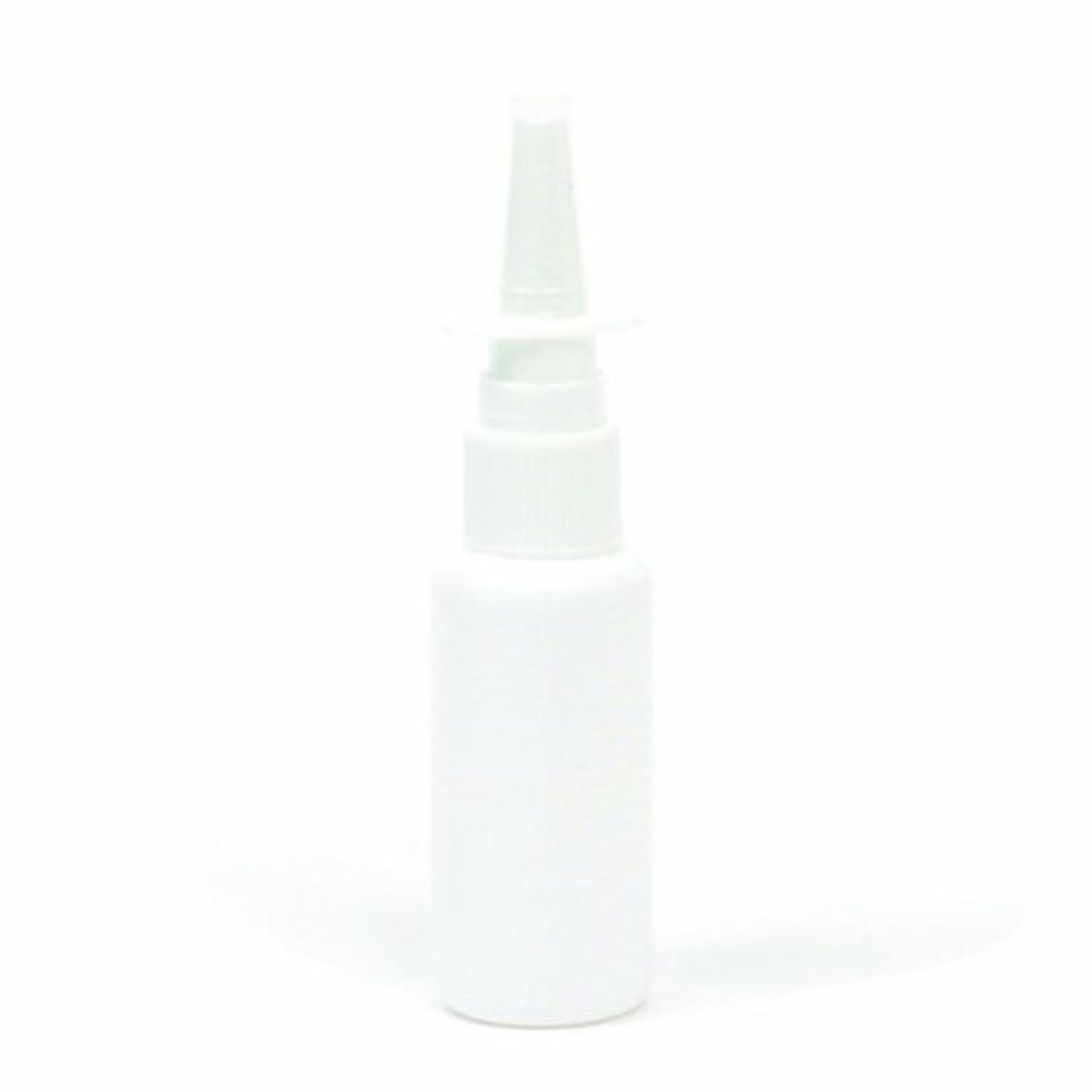 見る鉛筆延ばす点鼻スプレーボトル 30mL 空容器 遮光タイプ