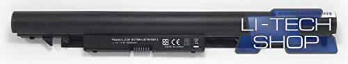 LI-TECH Batería compatible de 2600 mAh para HP 15-BS127NS, color negro, ordenador portátil