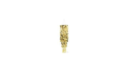 Lampenschirm Flitter Gold XXL