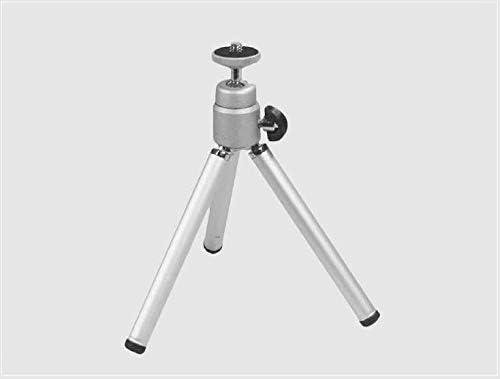 ZheJia Aluminium Bombing free shipping Compact quality assurance Ball Head Tripod Video Camera Mini Feat