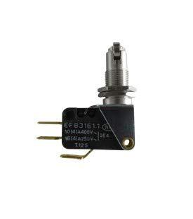 Microinterruptor rueda 90° 16A 250V Futurmate / Ariete Chiskoit 1U775