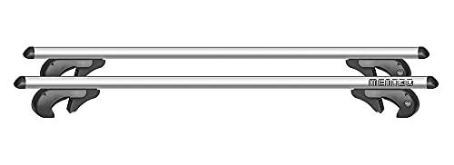 Barre da tetto Portatutto per Panda 169 dal 2003 al 2011 portapacchi portabagagli portata max 90 Kg. con chiavi antifurto M403000
