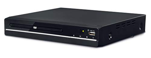 Denver DVH-7787 DVD-Player, Schwarz