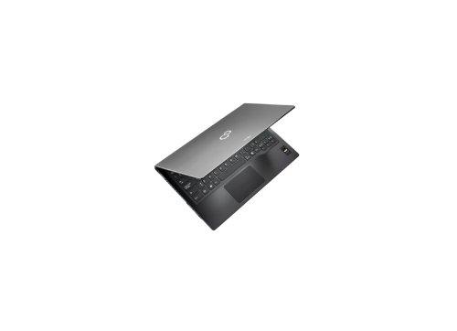Fujitsu LIFEBOOK U772 35,6 cm (14 Zoll) Business Ultrabook (Intel Core i7 3687U bis zu 3.30GHz, 1x8GB, 256GB SSD WLAN, BT, LTE, inkl. Docking-Station, Win 7 Pro vorinstalliert + Win8 Pro Lizenz) silber