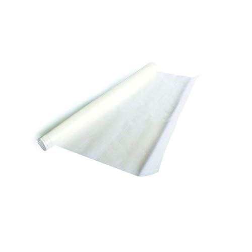 Cuisy KB53701 Feuille Papier Tapis Cuisson Reutilisable Durable Decoupable Lavable Lave Vaisselle-50x40x0.10 cm, Fibre DE Verre, Blanc, 50 x 40 x 0,1 cm