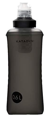 KATADYN BeFree Black Edition Filtre à Eau Noir 0,6 l
