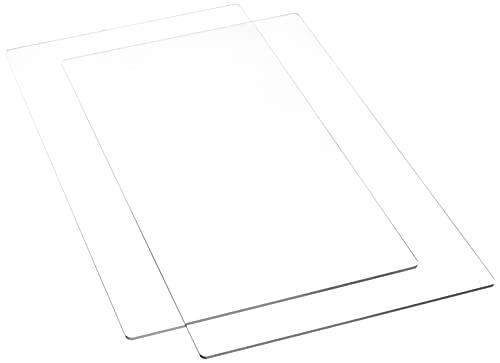 Sizzix Big Shot Plus Accessori Cutting Pads, Standard, 1 Paio, Acciaio...