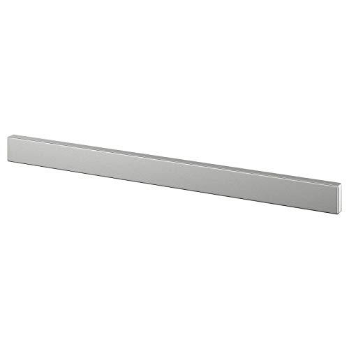 IKEA KUNGSFORS - Estante magnético para cuchillos (56 cm), color plateado