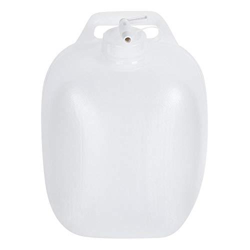 Cubo Plegable, Yevenr Cubo de Agua Plegable Cubo de Agua Plegable Cubo de Agua Ligero Contenedor de Agua Bolsa de Agua con Grifo