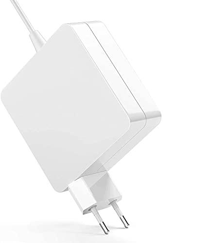 Ywcking Mac Pro Ladegerät 60W L-Spitze Kompatibel mit Mac Pro 13 Zoll 2008 2009 2010 2011 bis Mitte 2012, Ladegerät für A1278 A1181 A1184 A1344 A1330 A1342 und mehr.