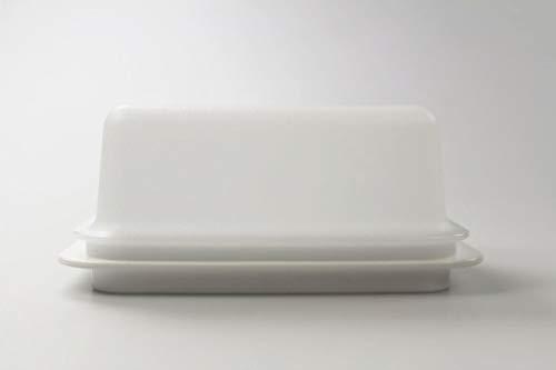 Tupperware Butterdose Butterschatz weiß C21 Butterschatz Kühlschrank 38117