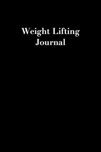 Weight Lifting Planner: For Boxers, Athletes and Others, 102 Pages, 6 x 9in, Paperback