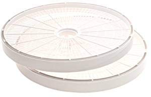 Review Of Food Dehydrator Add-A-Tray [Set of 4] For Use with Model: FD-20, FD-30, FD-40, FD-50, FD-6...