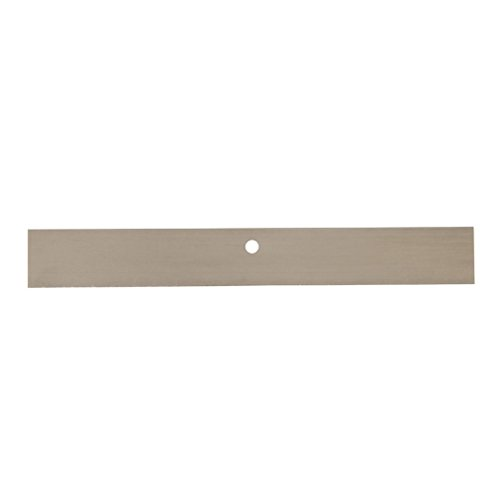 Silverline CB36 - Cuchillas para rasquetas, 10 pzas (0,4 mm)