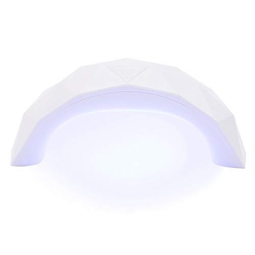 9W LED Mini Nail Lamp 60s Timing UV Gel Vernis À Ongles Séchage Durcissement Manucure USB Sèche-Ongles ou Salon ou Amateurs D'ongles