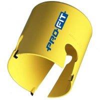 PRO-FIT Multi-Purpose-Lochsäge Ø82mm mit 50mm Nutzlänge - ohne Zentrierbohrer - mit Click&Drill Aufnahme