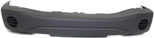 04 dodge durango front bumper - 3