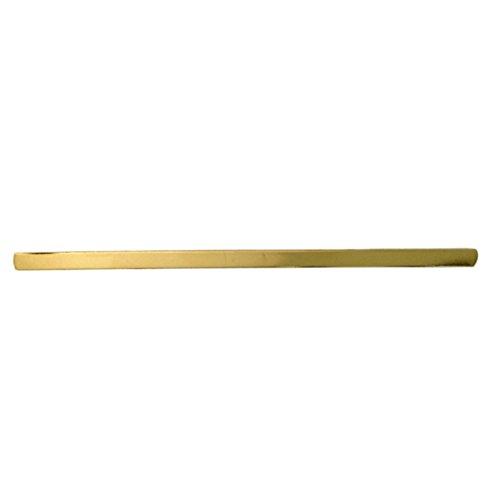 Hand Trades Brass Cuff Bracelet Blanks (Pack of 10) 1/4