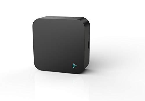 Smart Remote Control, IR Smart Accessories Home Automation, Phone WiFi Universal Mini, Compatible con Alexa y Google Home para Smartphone Apple Android, como en la Imagen, tamaño Libre