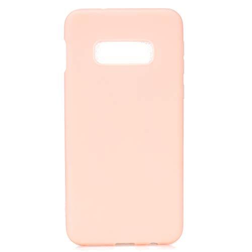 BSA - Carcasa para Samsung Galaxy S10e SM-G970F, de poliuretano termoplástico, flexible, suave, ultrafina, antiarañazos, HD, compatible con smartphone