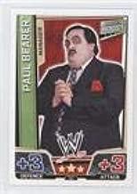 Paul Bearer (Trading Card) 2013 Topps WWE Slam Attax Superstars - [Base] #141