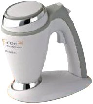 Ariete Free 3 IN 1 - Cordless - Licuadora (Acero Inoxidable, Acero Inoxidable, Color Blanco, 1,2 kg)