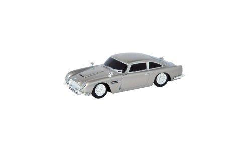 Toy State James Bond MI6 R/C Modellauto Aston Martin DB5 (Skyfall) 10 cm