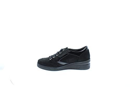 Zapatos de Cordones para Mujer, Color Negro, Marca MEPHISTO, Modelo Zapatos De Cordones para Mujer MEPHISTO P5132337 Negro