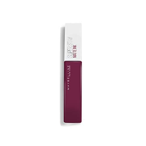 Maybelline New-York – Rouge à Lèvres Mat Liquide – Longue Tenue – Superstay Matte Ink – Teinte : Believer (40), 5 ml