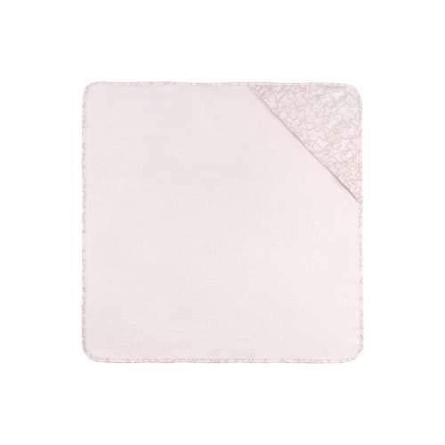 TOUS BABY - Capa de baño con Estampado Kaos para tu Bebé. Color Rosa ( de 0 a 36 Meses)