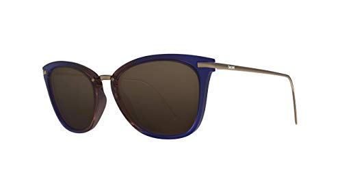 Óculos de sol Luiza Secret AdultoUnissex Azul/Ouro Único