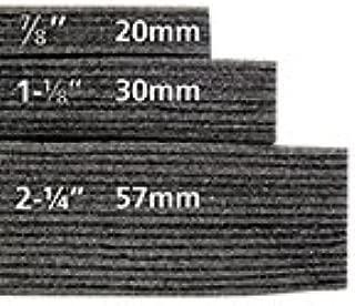 Kaizen Foam 2' x 4' 30mm black