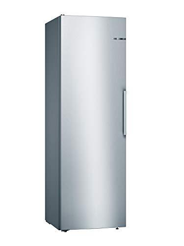 Bosch Elettrodomestici Serie 4 KSV36VL3P Libera installazione 346L A++ Acciaio inossidabile frigorifero