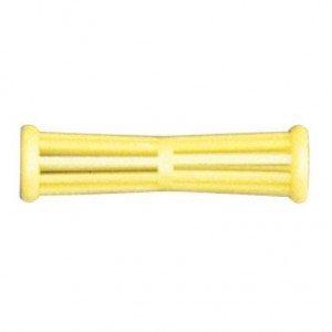 Mezzo - Bigoudis mini yoyo jaune court x12