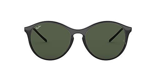 Ray-Ban 0RB4371 Gafas de Sol, Black, 54 para Mujer