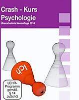 Crash-Kurs Psychologie, 2 DVDs (Überarbeitete Neuauflage 2018)