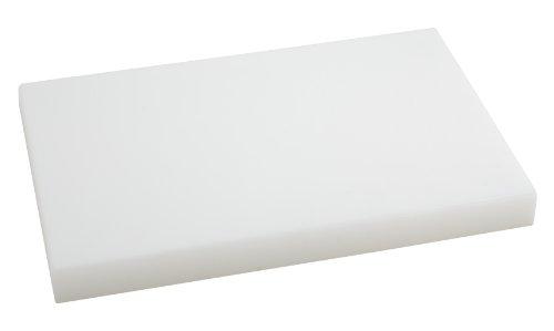 Metaltex - Tabla de cocina, Polietileno, Blanco, 60 x 40 x 3 cm