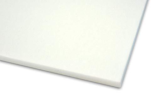 Isolmant Isolspace Sky Bianco | Pannello acustico per contro soffitti IsolSpace Sky di formato standard 59,5x59,5 cm | contiene 10 pezzi
