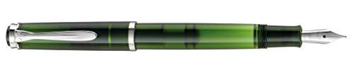 Pelikan M205 pluma estilográfica Verde - Pluma estilográficas (Verde)