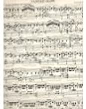 Candle Glow (Rolfe), Minuet from Divertimento in D (Mozart), Dead march from Saul (Handel), Beside the Still Waters (Coerne), Passing by (Purcell), They That Sow in Tears (Roberts) (Music Scores (2 songs & 4 Piano Pieces) from Etude Magazine, June 1936)