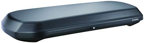 INNO 320 Rooftop Cargo Box - 9 CuFt (Matte Black)