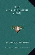 The A B C Of Bridge (1901)