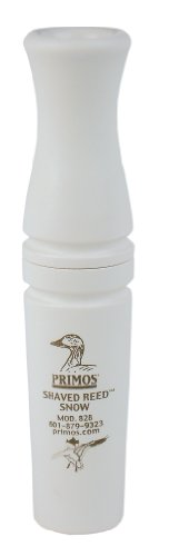 Primos Hunting 828 Goose Call, Shaved Reed Snow