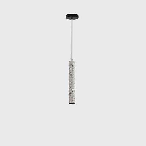 KAIKEA Europa del Norte Creatividad Molino de Agua Cemento Estilo de la Industria Bar Luminaria Moderna Luces de Restaurante Sencillez Moderna Cafetería Recepción Iluminación Color