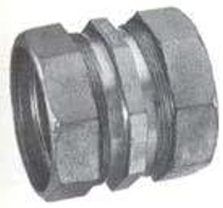 114EDCCTCP 1-1/4 inch EMT Compression Coupling- Pack of 10