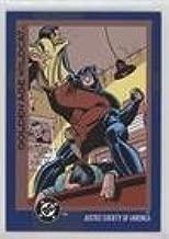 Wildcat (Trading Card) 1993 SkyBox DC Cosmic Teams - [Base] #58