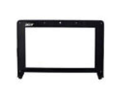 Acer Zusätzliche Komponenten für Notebook Laptop Bezel 60.S0207.004Komponente, Schwarze Lünette, Aspire One ZG5(Extra)